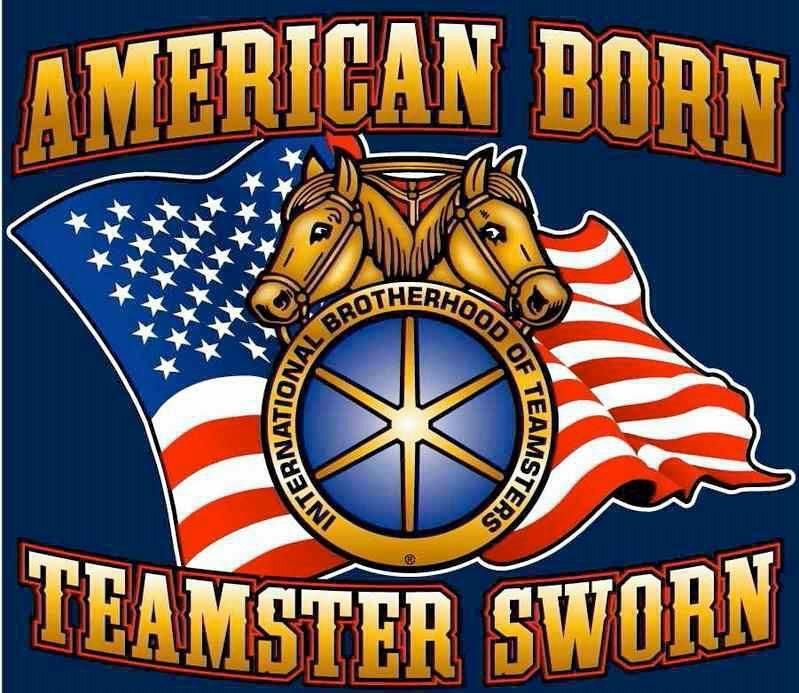 Teamster Pride | Union logo, Teamsters union, Logos meaning