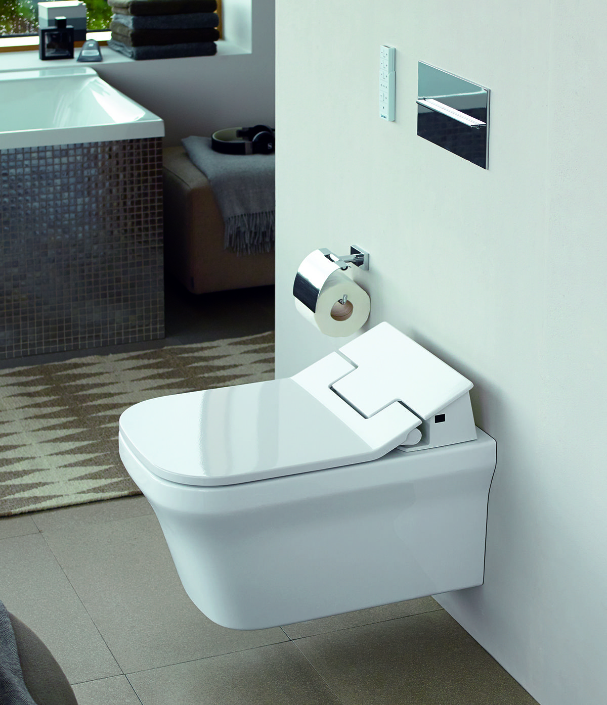 Duravit SensoWash Bathroom Accessory | Ferguson Trends ...