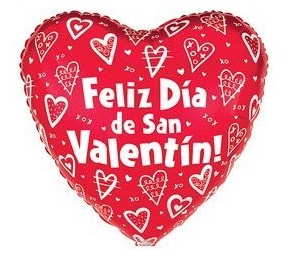 Feliz Dia De San Valentin 2014 Image Valentines Day Messages Happy Valentines Day Valentines Day Wishes