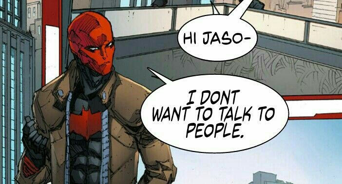 DC Comics Imagines 2- #Wattys2018 - Jason Todd x Reader