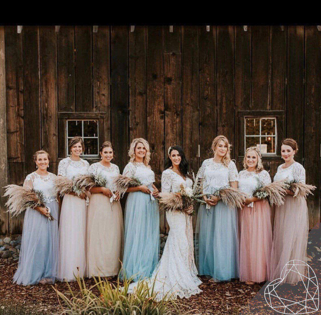 5dc1812f13 Bridesmaids separates