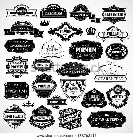 Vintage Logo Graphic Google Search Retro Logo Design Vintage Logo Design Design Elements