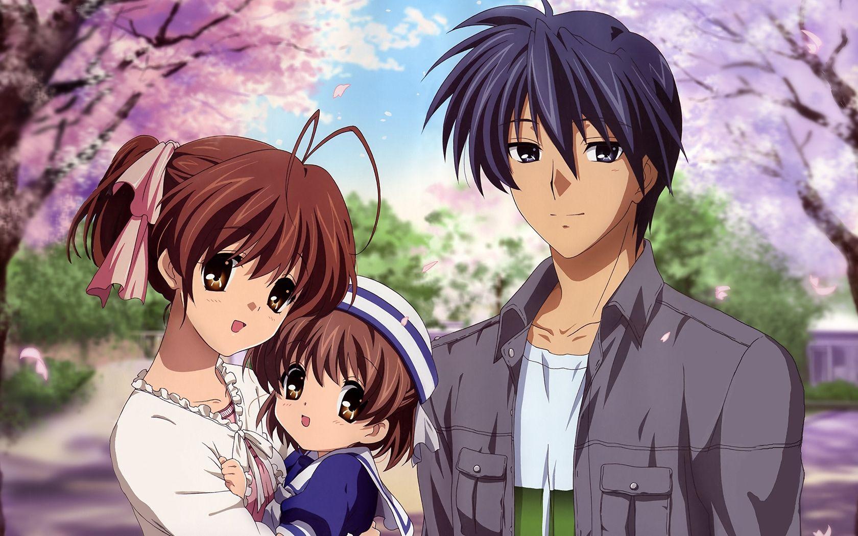 Nagisa Ushio And Tomoya Tomoya And Nagisa 35864817 1680 1050 Jpg