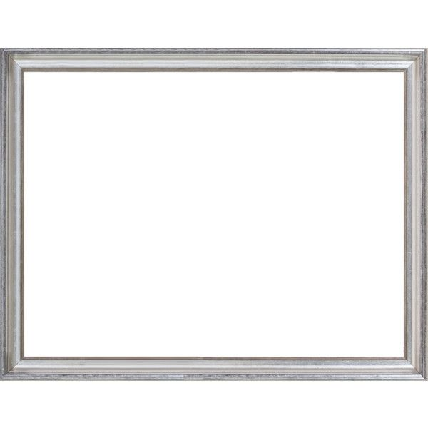 Gallery For > Silver Picture Frame Png ❤ liked on Polyvore ...