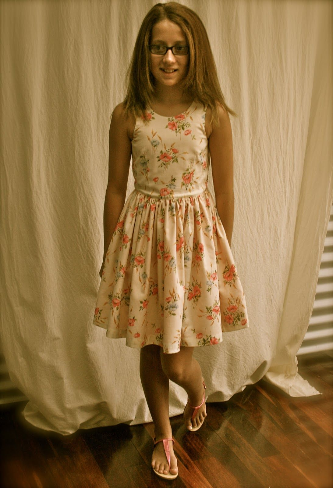 Oliver S Fairytale Dress A Simpler Version Tutorial