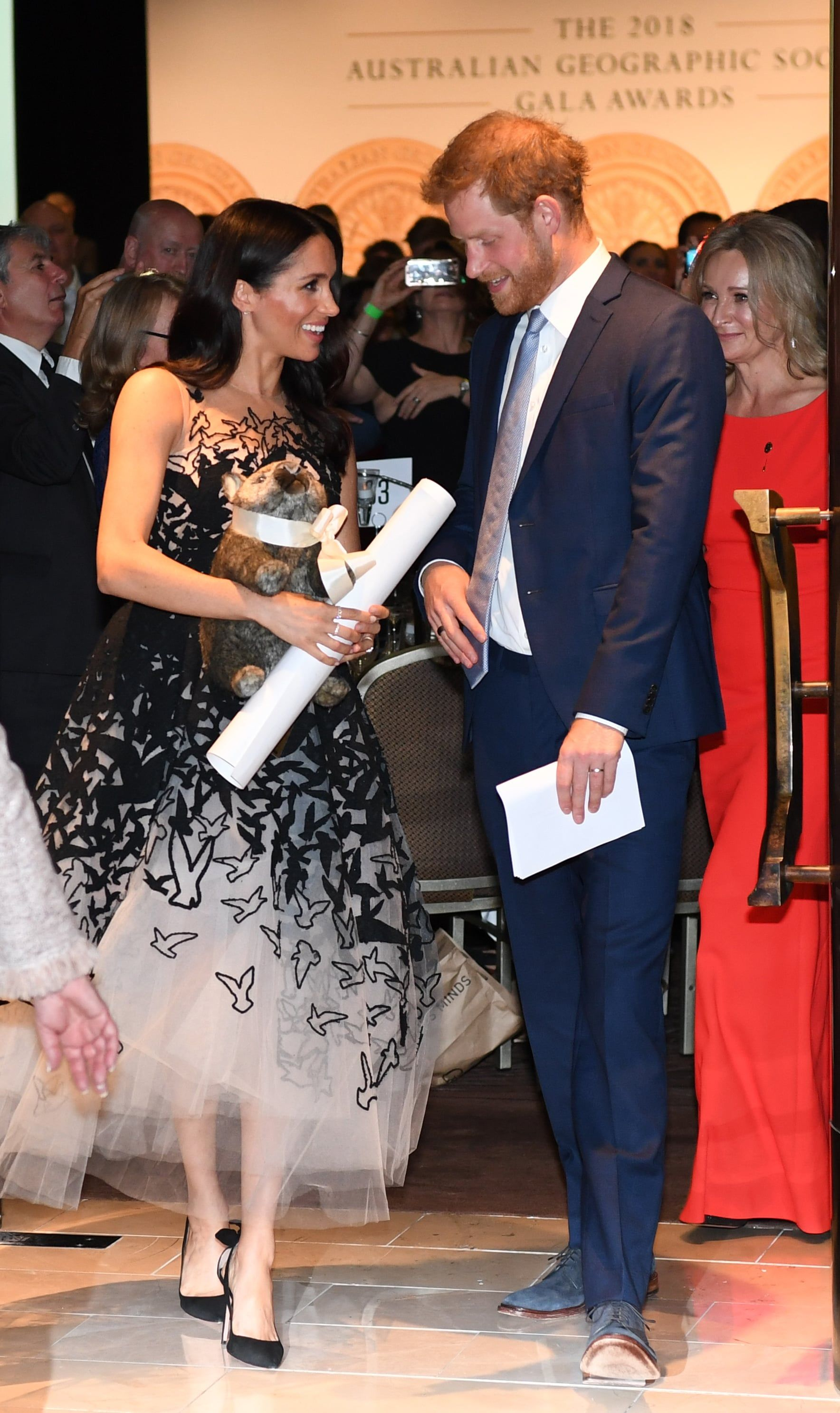 157fd697e Meghan Markle Looks So Stunning at Her Latest Event, You'll Forget All  About Prince Harry. As stunning as Meghan is, Harry is not someone you will  ever ...