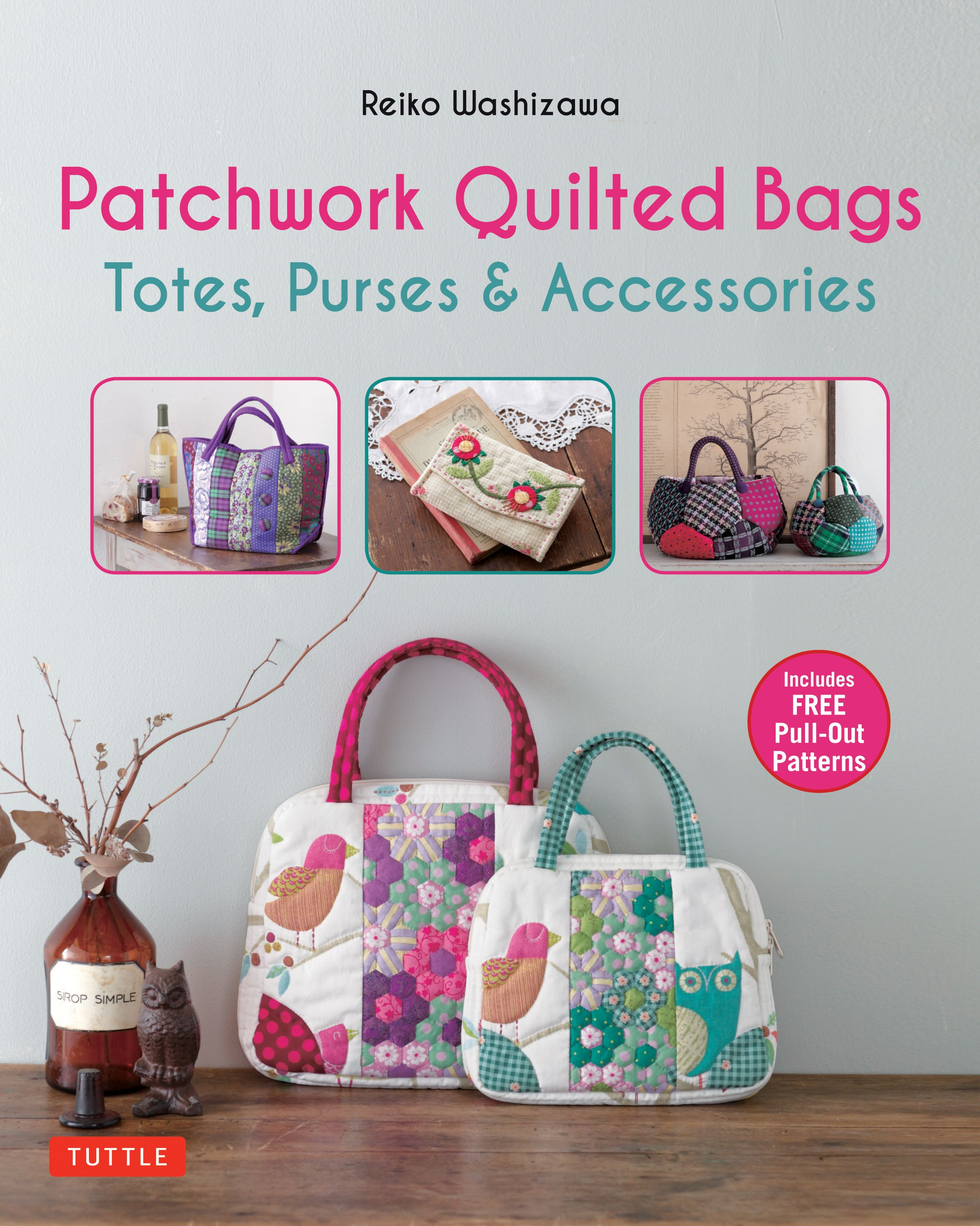 Quilted Tote Bag Pattern Free