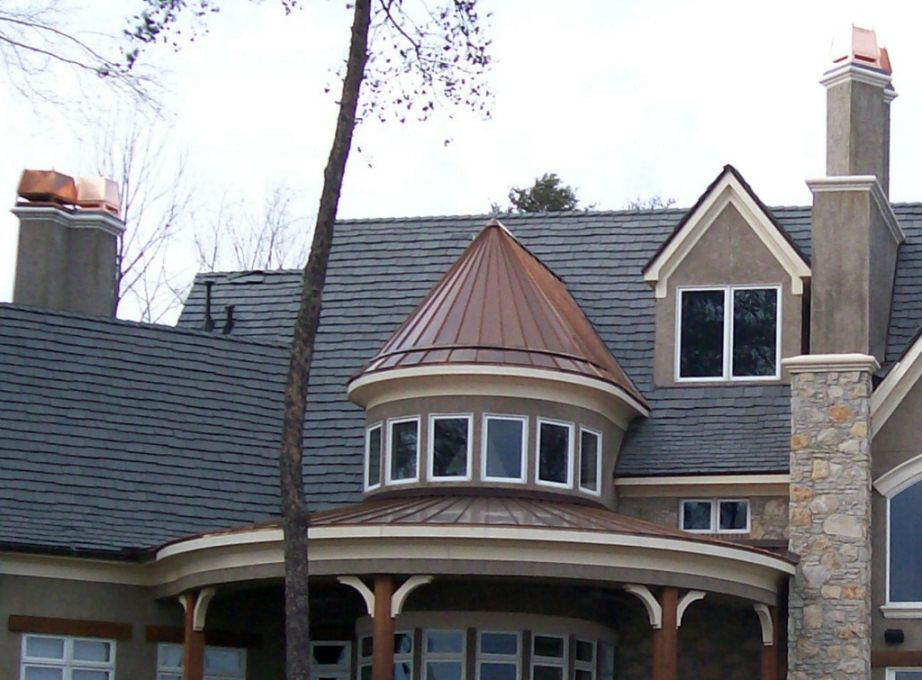 Conical Roof Or Cone Roof Roof Styles House Styles Design