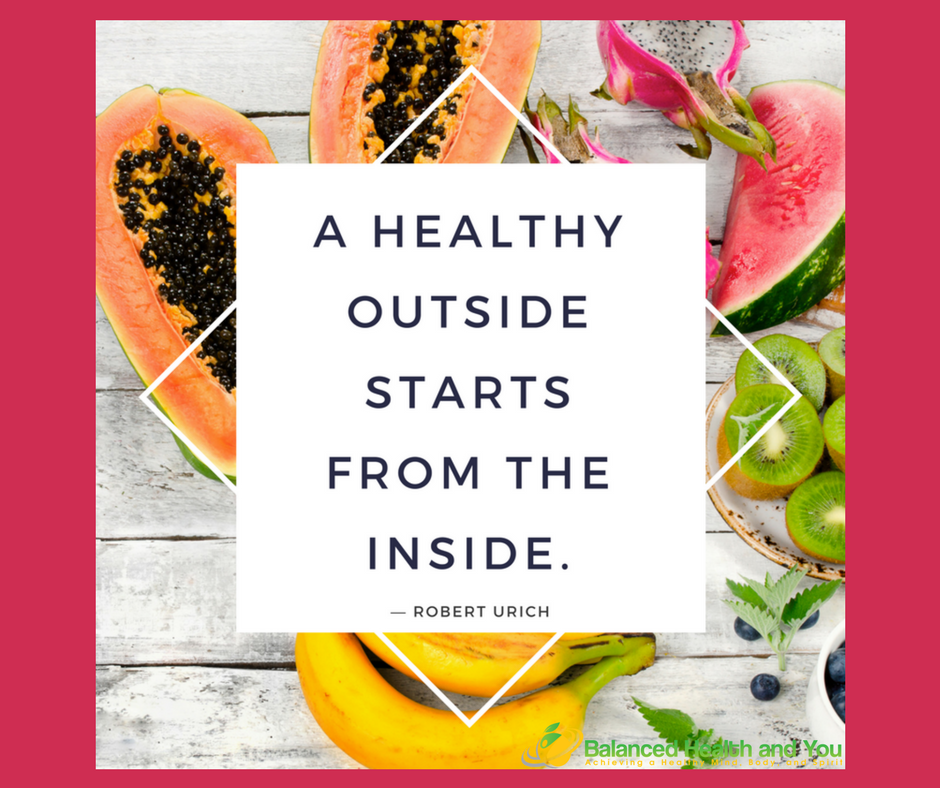 Your Health Is Totally Dependent Upon What You Put On The Inside Be Proactive Healthy Living Healthy Diet Healthy Living Inspiration Healthy Health Is
