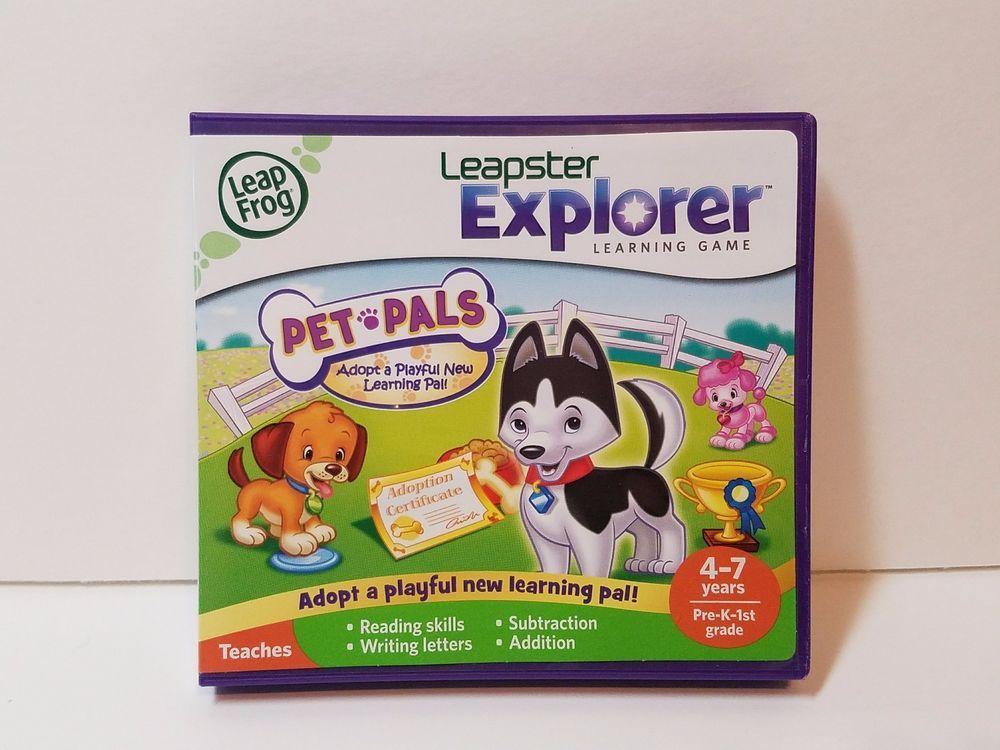 New Pet Pals 2 Leapfrog LeapPad 1 2 3 Ultra XDi Platinum Boxed Game