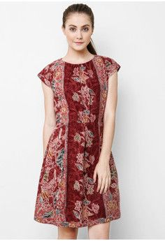 Model Baju Tenun Penelusuran Google Batik Long Dress
