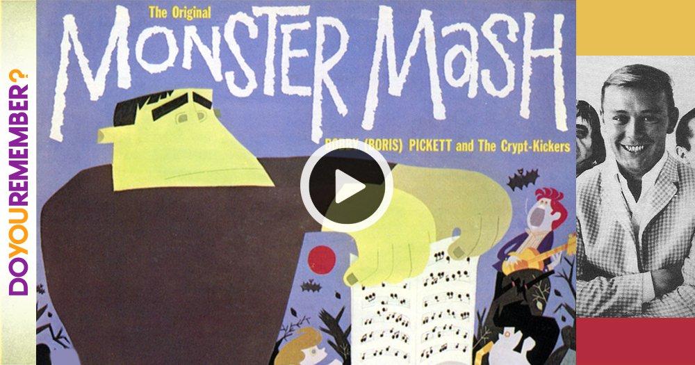 """Bobby Pickett: """"Monster Mash"""""""