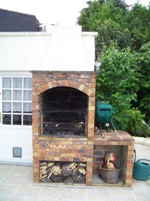Barbecue en briques de Vaugirard - - Vous avez construit votre