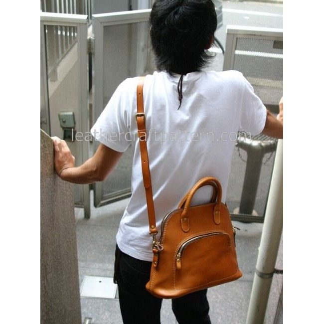 leather bag pattern cross body bag pattern bag sewing pattern handbag  pattern PDF instant download ACC-22 a19421035ba15