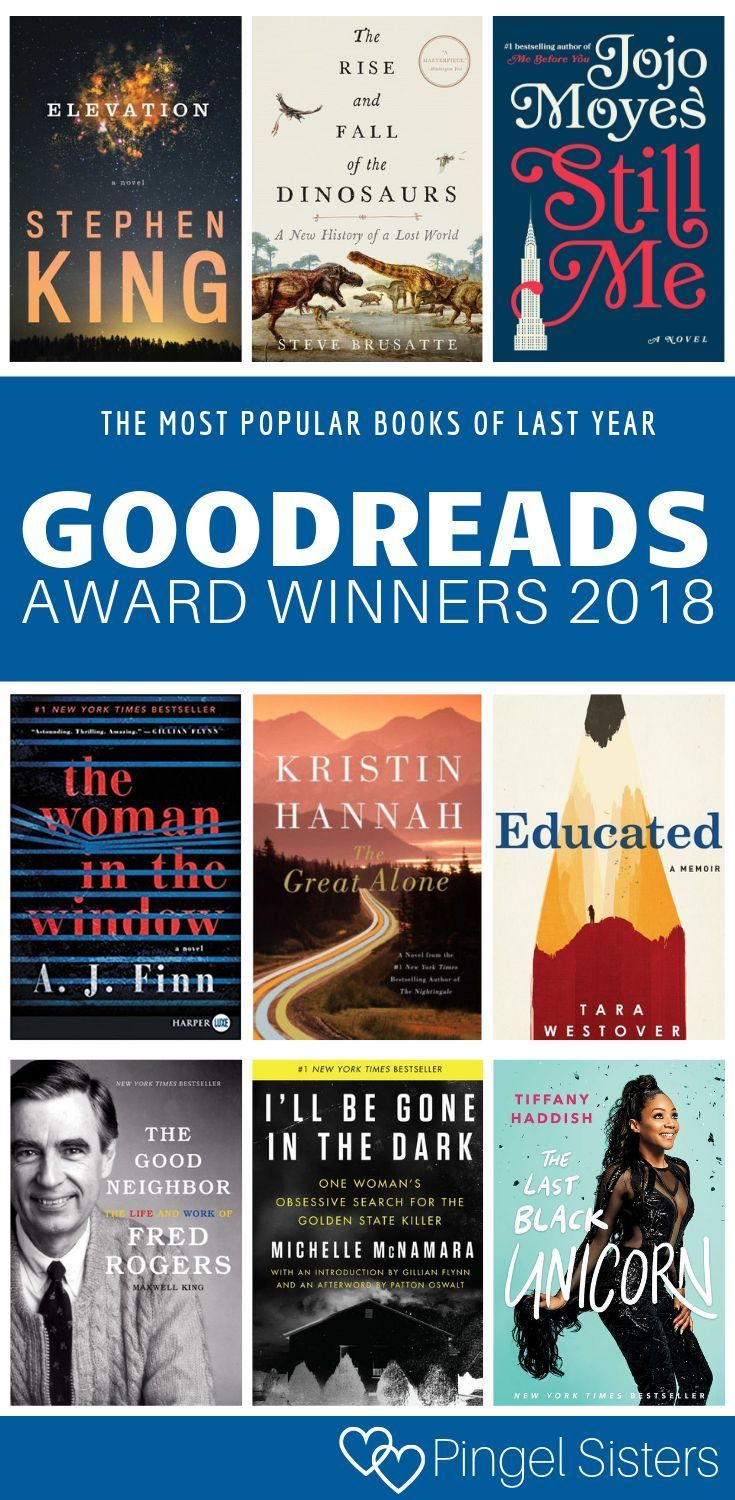 Photo of Goodreads Winners 2018: Popularity Has Its Benefits