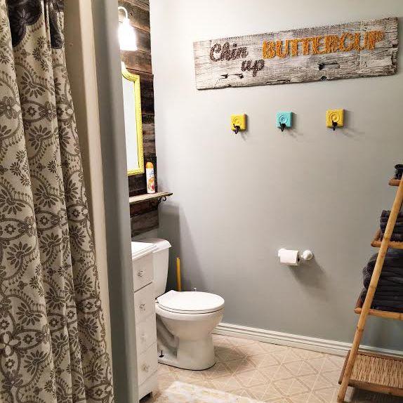 The Ranch House Bear Lake Ranch House Basement Bathroom Remodel - Ranch house bathroom remodel