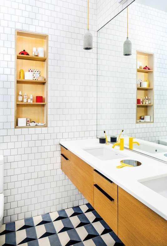 Badezimmerschrank 65 Tipps zum Organisieren und