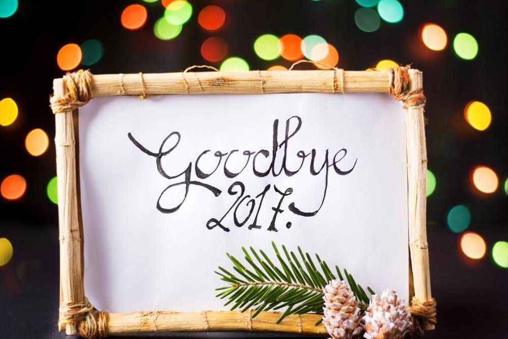 25 Goodbye 2017 Quotes And Hello N Welcome 2018 Wishes With Images