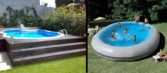 Piscinas elevadas obra buscar con google pools for Piscinas desmontables hinchables baratas