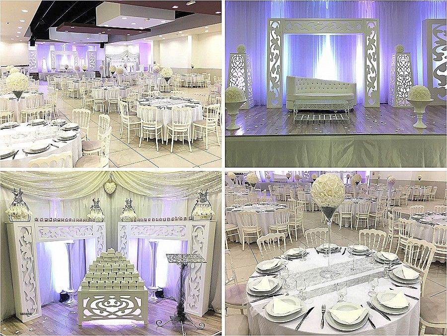 Decoration Mariage Oriental Luxe Stylish Wedding Receptions In