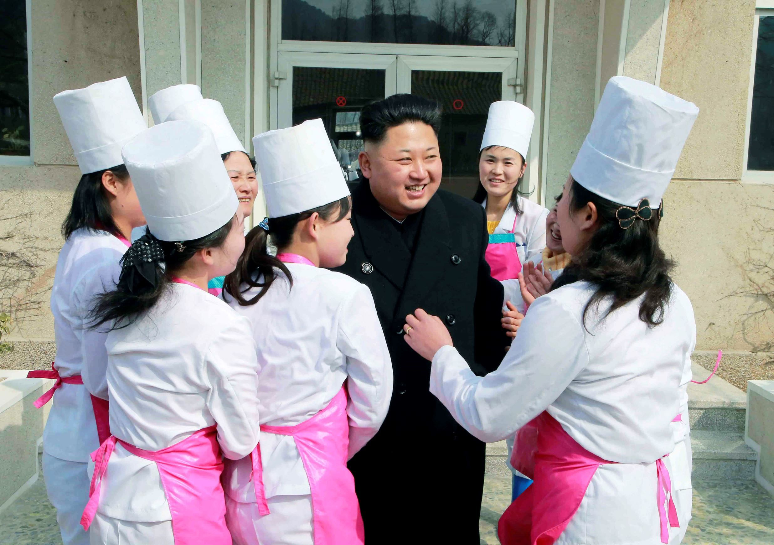 Mine, North korea kim jong un women necessary the