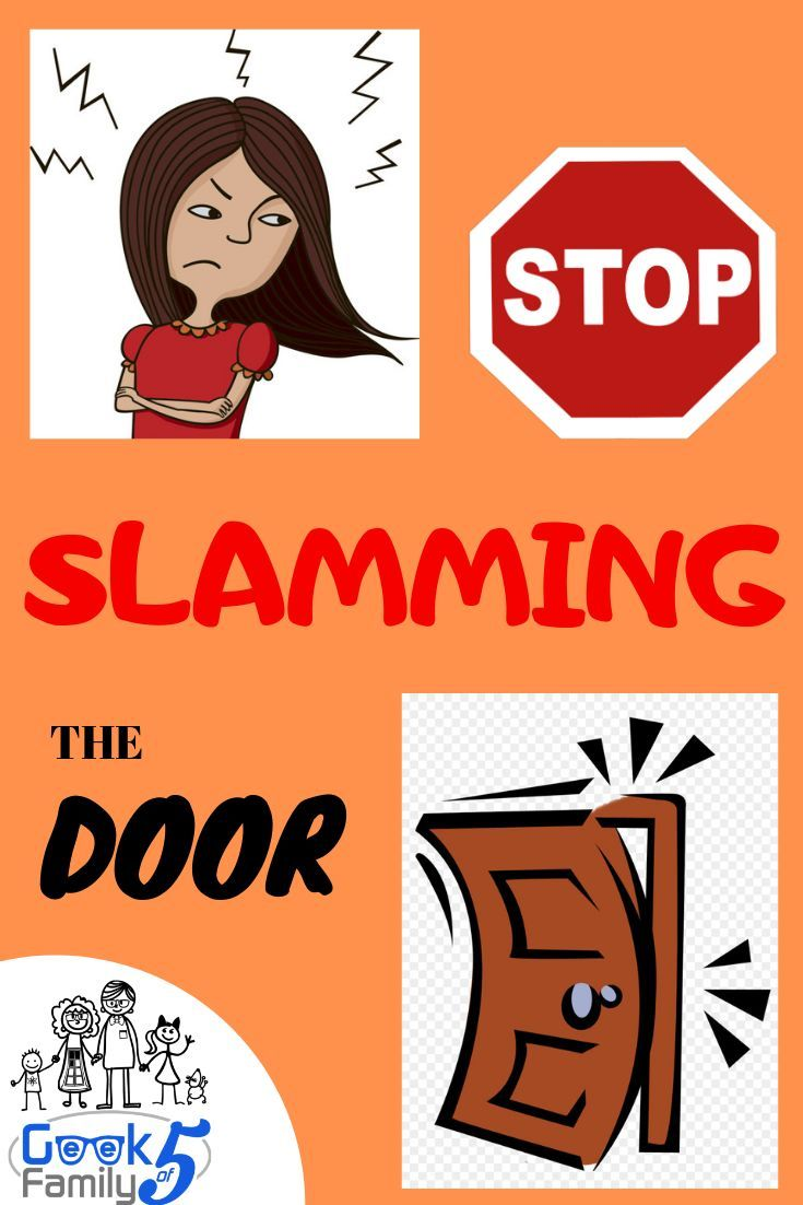 Maybe its just us but door slamming has from time to