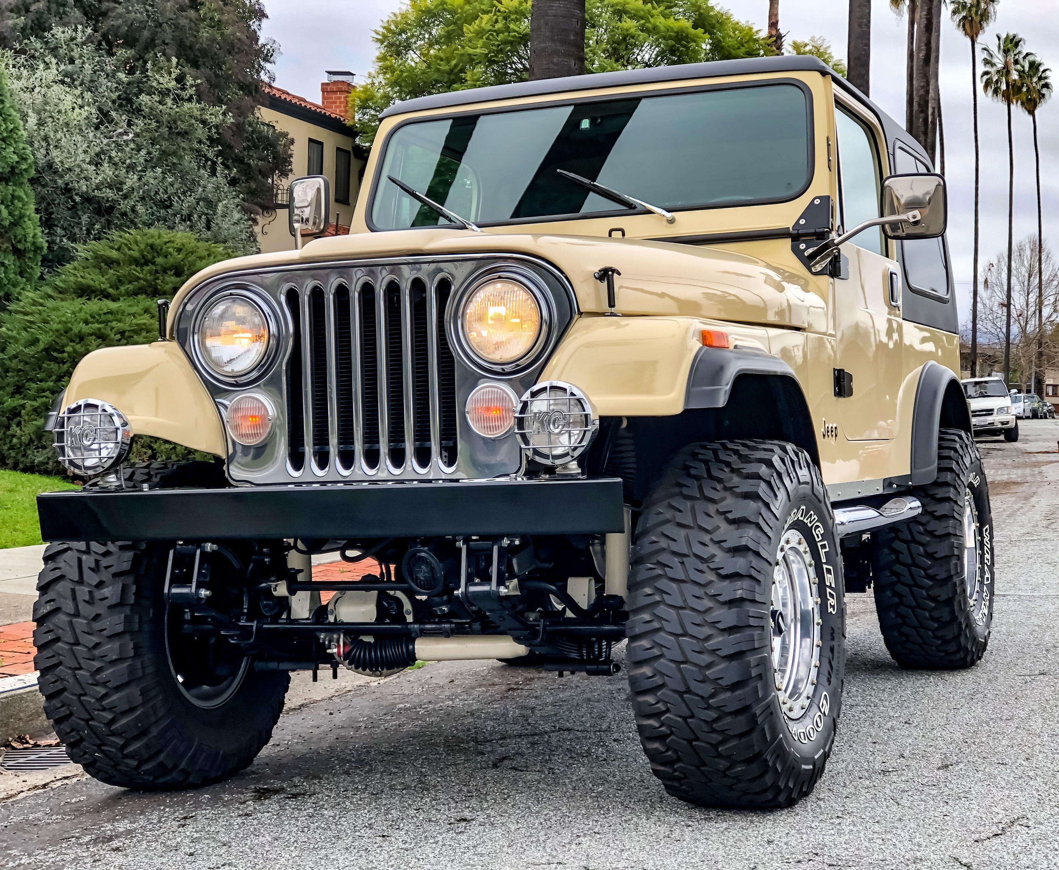 1985 Cj7 Jeep Cj Jeep Cj7 Jeep Cj5