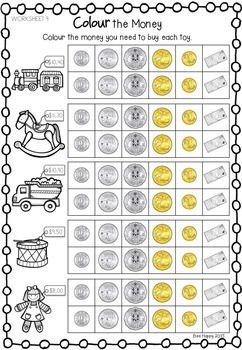 australian money worksheets year 2 3 maths money worksheets australian money worksheets. Black Bedroom Furniture Sets. Home Design Ideas