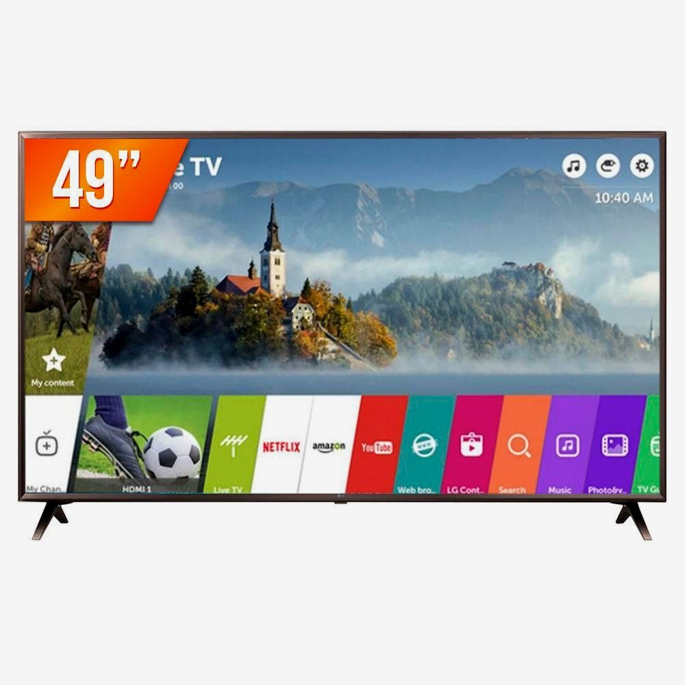 how do you turn on the wifi on lg tv