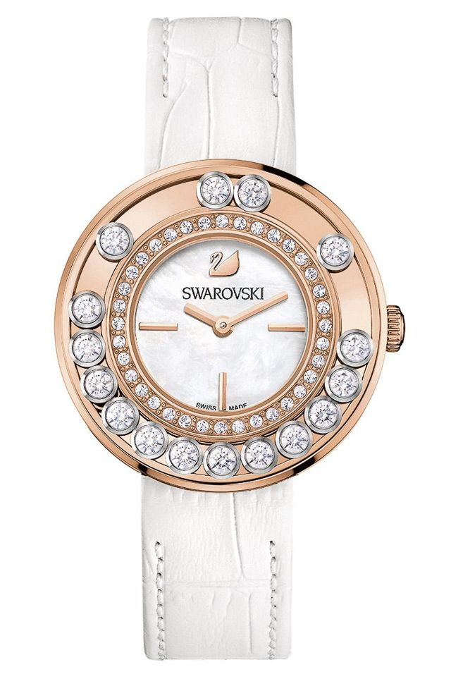 4ef80f7e9 Making Modern Women's Watches at Swarovski -see Ariel's analysis of Swarovski  watches and his interview with Swarovski's Robert Buchbauer over at Forbes-  ...