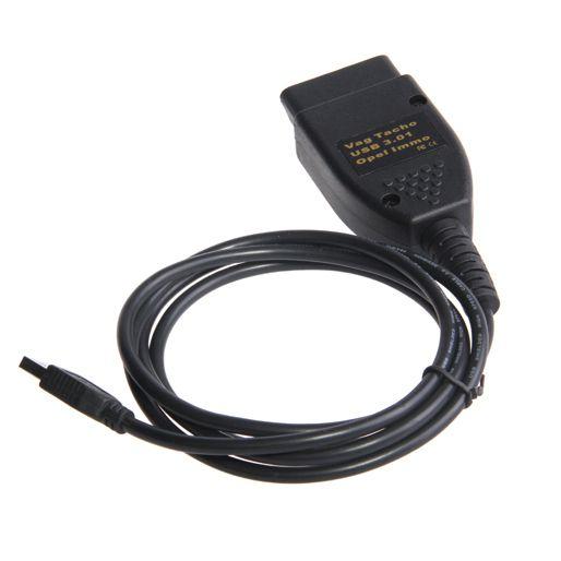 VAG Tacho USB 3 01 + Opel Immo SKC Pin Code Reader & Airbag