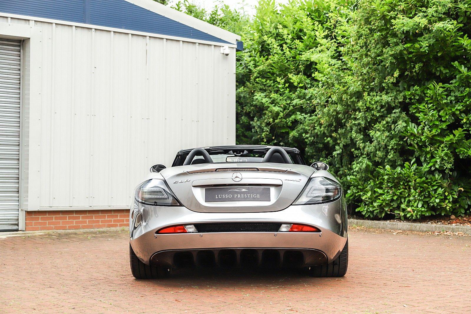 Mercedes Benz Slr 722s Mclaren Lusso Prestige Ltd United