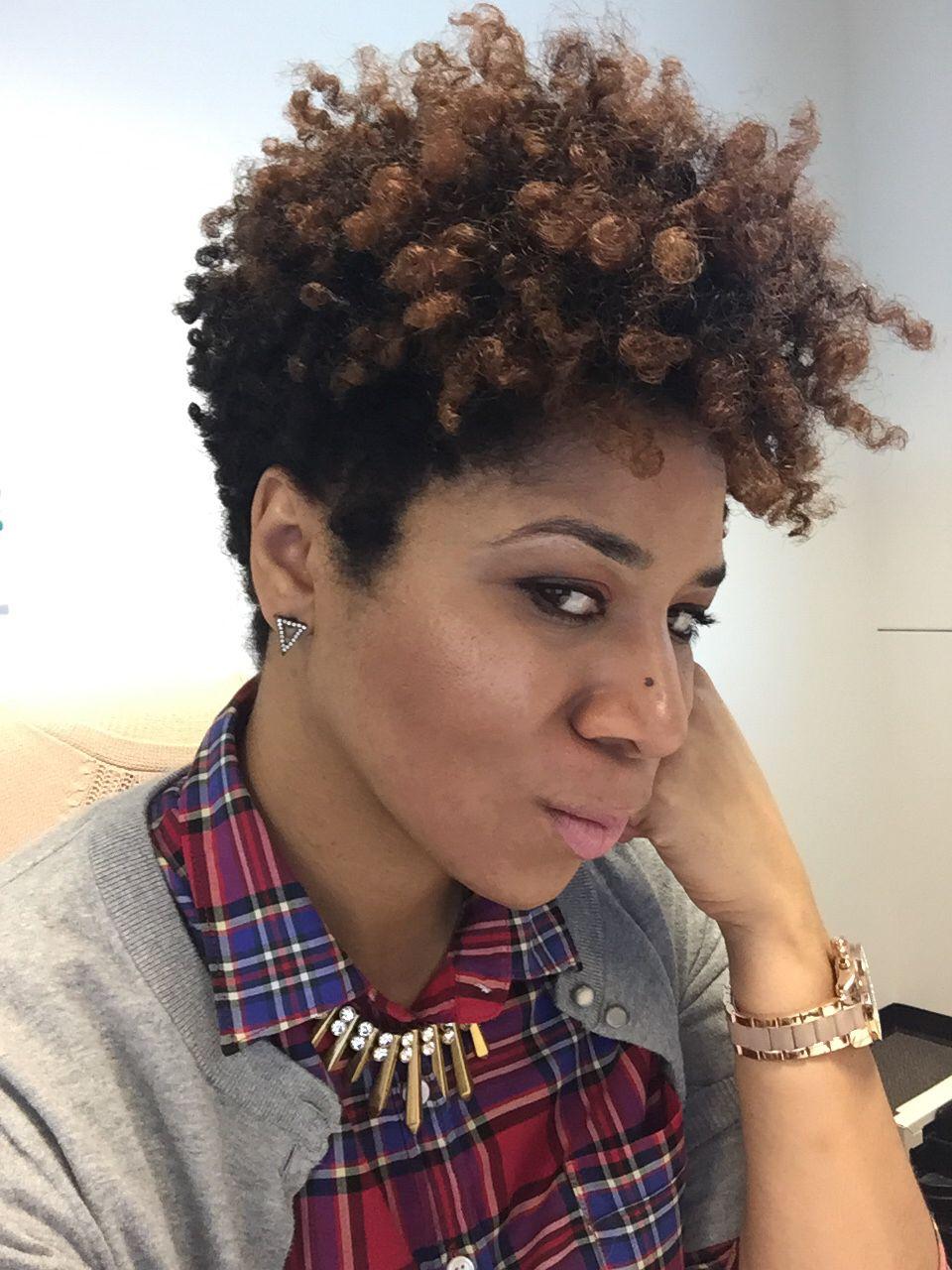 Cute natural hair hair it is pinterest natural hair style