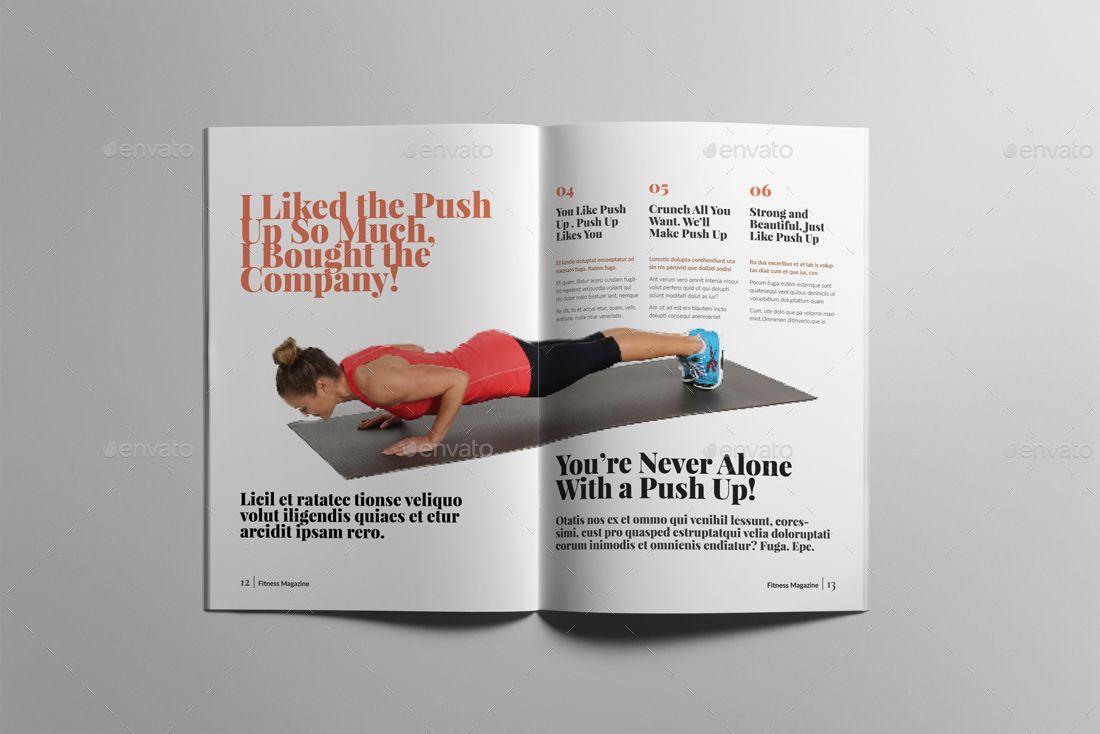 Fitness magazine affiliate fitness aff magazine