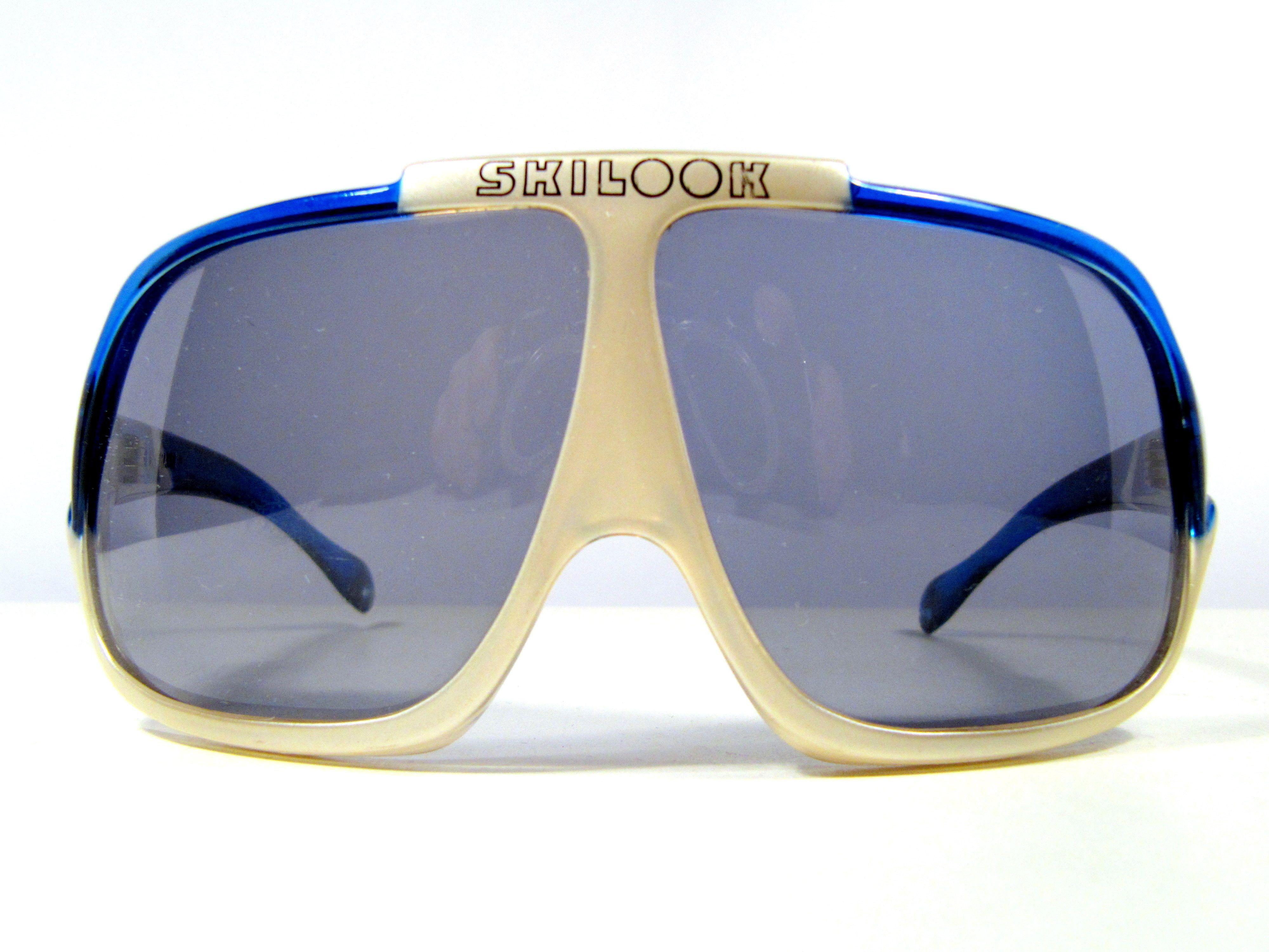 Mirror Lens Color Shades Biohazard Goggle Style Mens Designer Sunglasses Dark