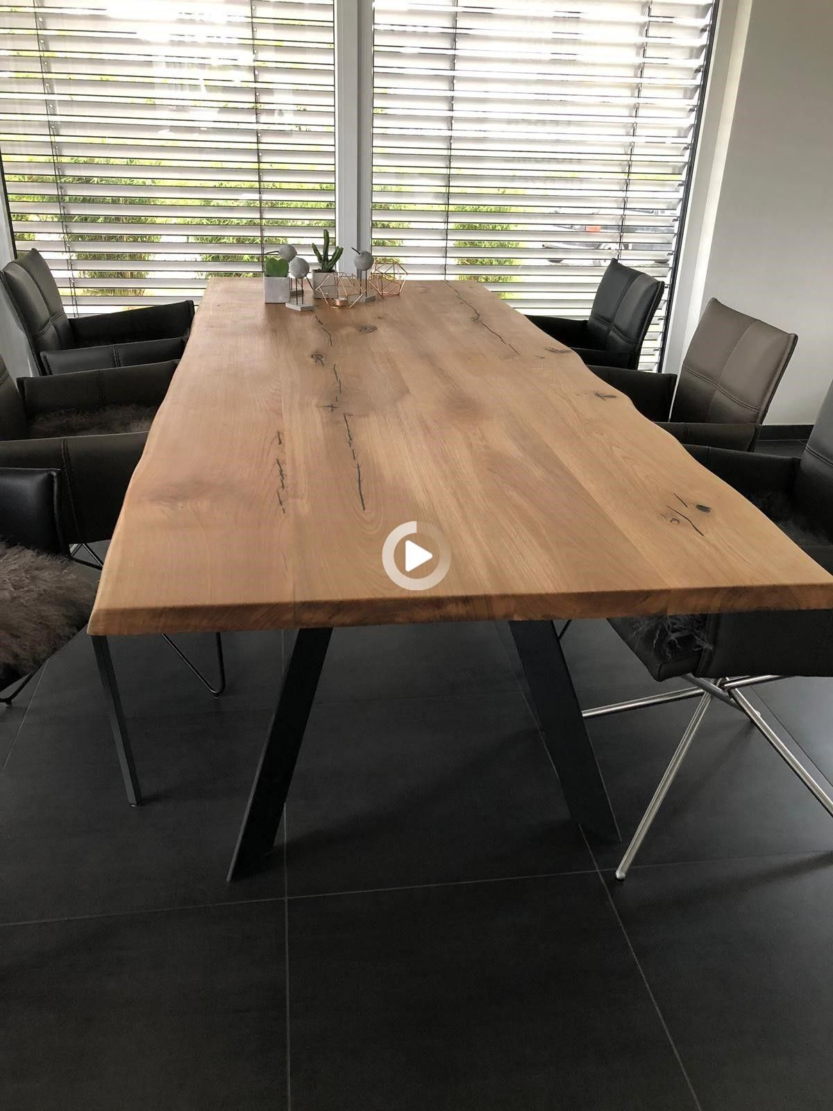 Super Tattoo Ideas F In 2021 Solid Oak Dining Table Table Dining Table