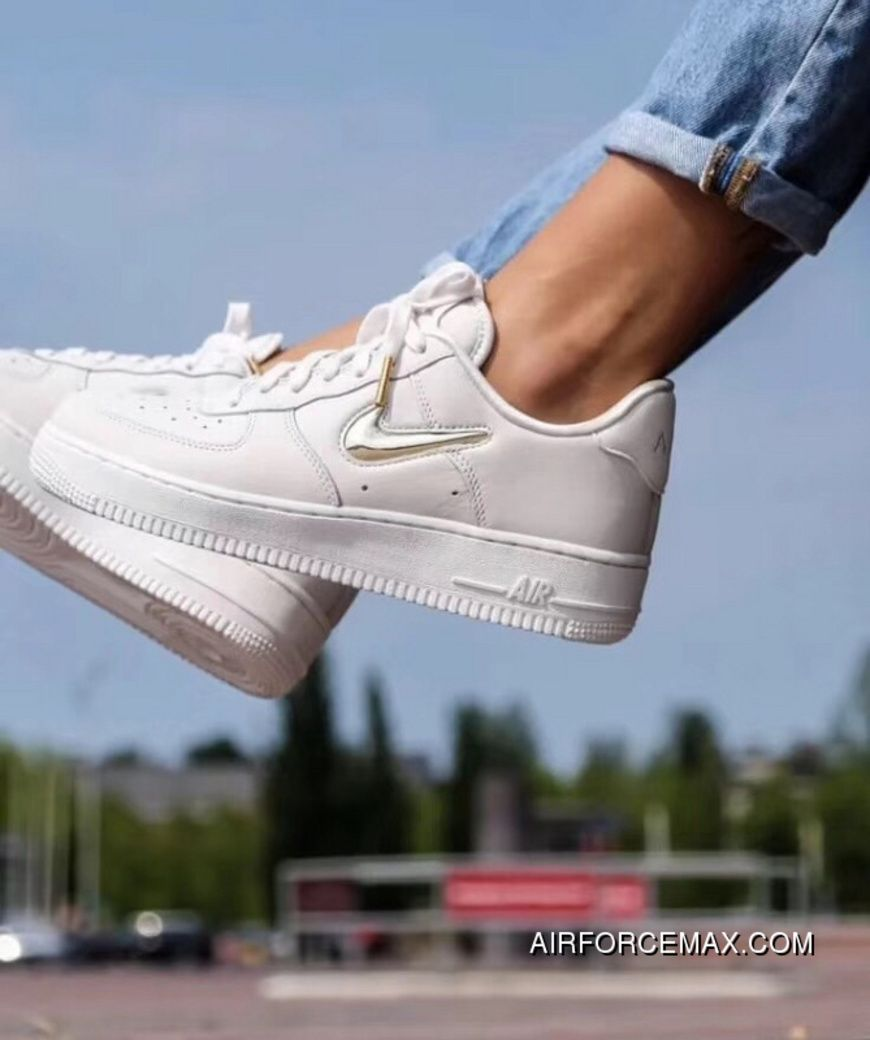 Nike Air Force 1 Low Jewel Phantom AO3814 001 Phantom