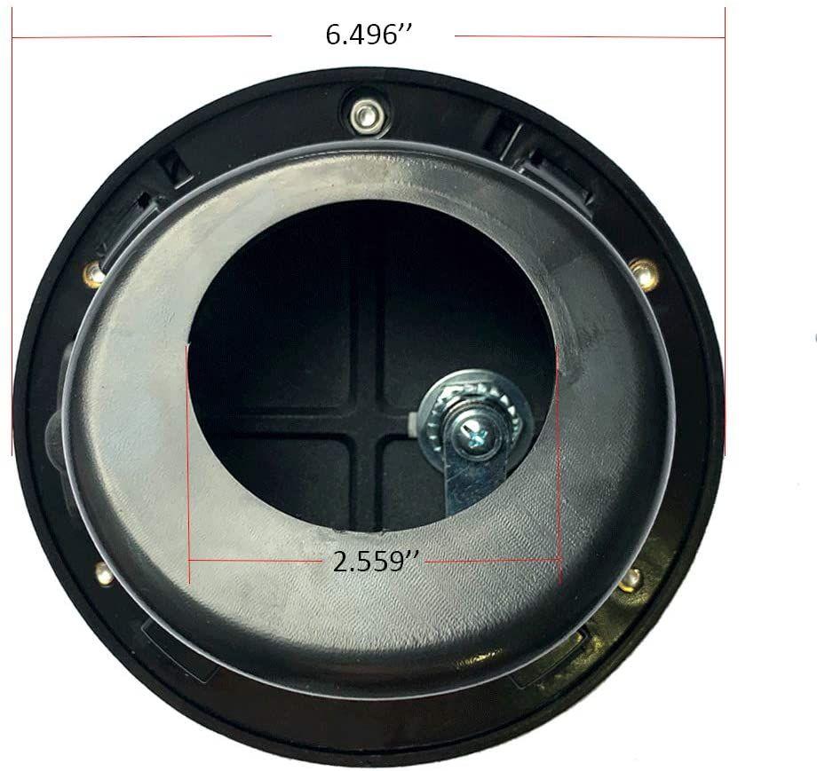 Amazon Com Dedc Locking Gas Cap With Lock Fuel Door Cover For 99 06 Chevy Silverado Sierra 1500 2500 3500 Suburban Yukon Chevy Silverado Chevy Chevy Avalanche