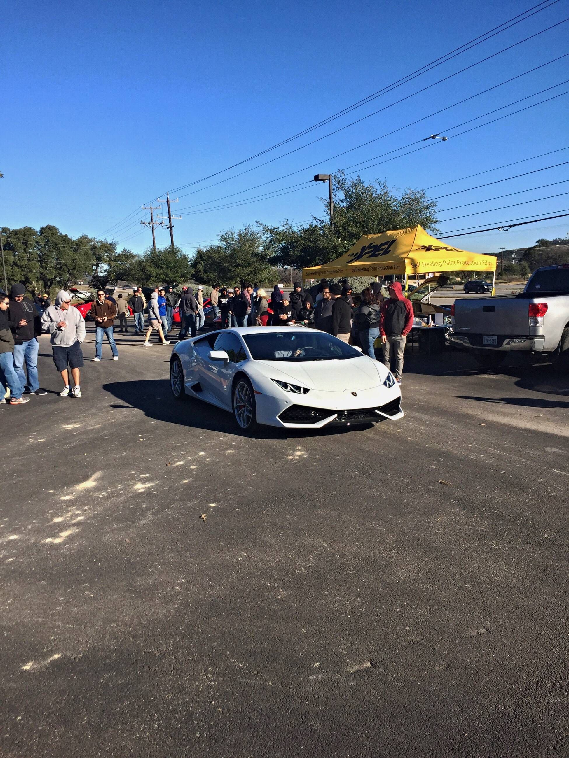 Lamborghini Huracán At San Antonio Cu0026C [3264 X 2448] ...