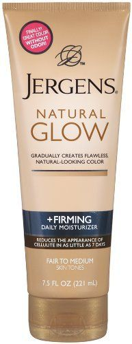 Natural Glow +Firming Daily Moisturizer by jergens #13