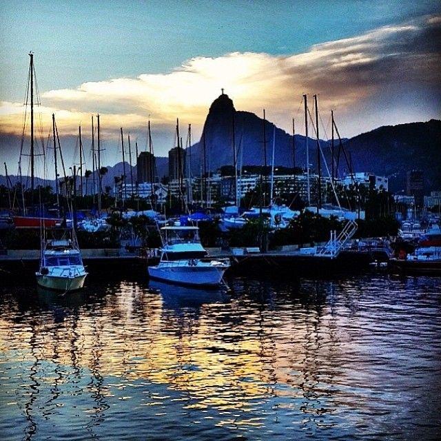 """@Christina Pitanguy's photo: """""""" A energia da mente é a essência da vida"""", Aristóteles. Prontinha para 2014, e lá vamos nós! Uh lá lá !! Rio de Janeiro I  you."""""""