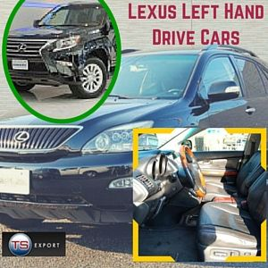 Tips For Purchasing Lexus Left Hand Drive Cars For Sale In Japan