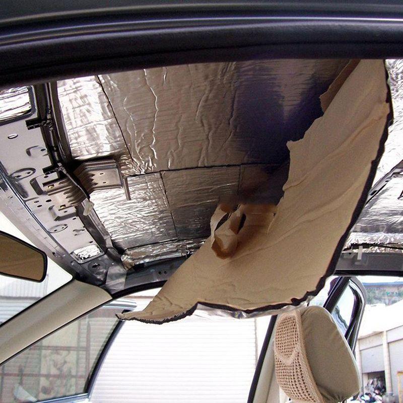 Car foam insulation mat soundproof barrier heat shield