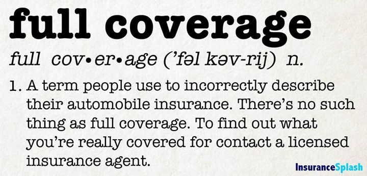 Are You Insured With The Right Coverages Do You Have