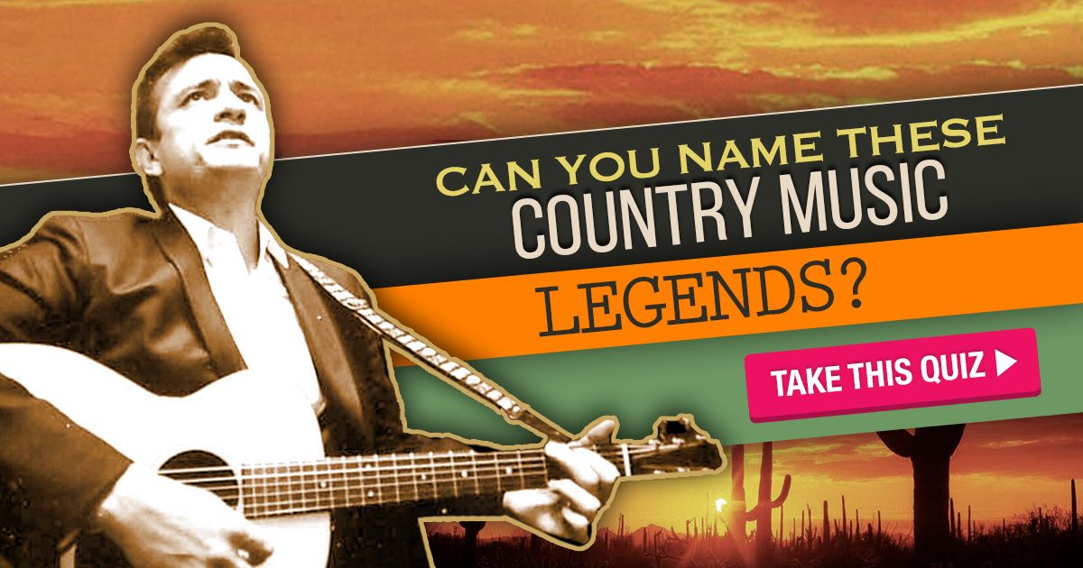 Can You Name These Country Music Legends Music Legends Country Music Best Country Music