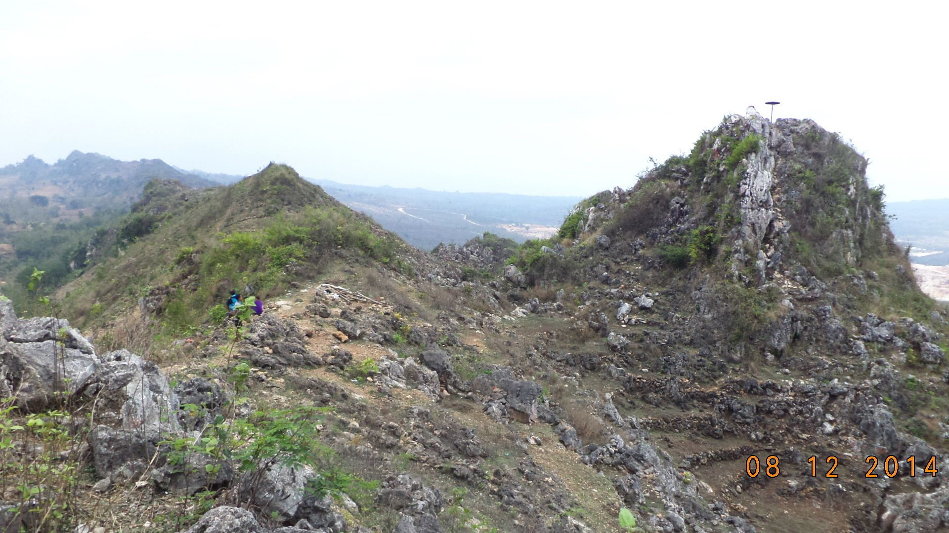 Bukit Pencu Blora Central Java Indonesia Blora