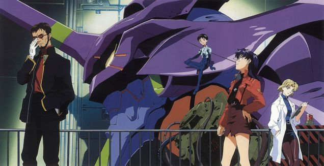 The Original Evangelion TV Series Is Finally Coming To Blu-Ray