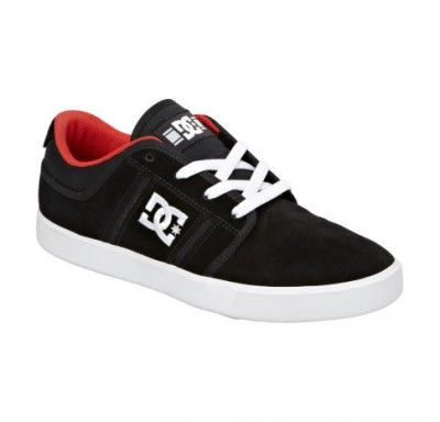 Tênis DC Shoes Men s Rob Dyrdek Grand Shoes Black White  Tênis  DC Shoes 2d3e42e548f