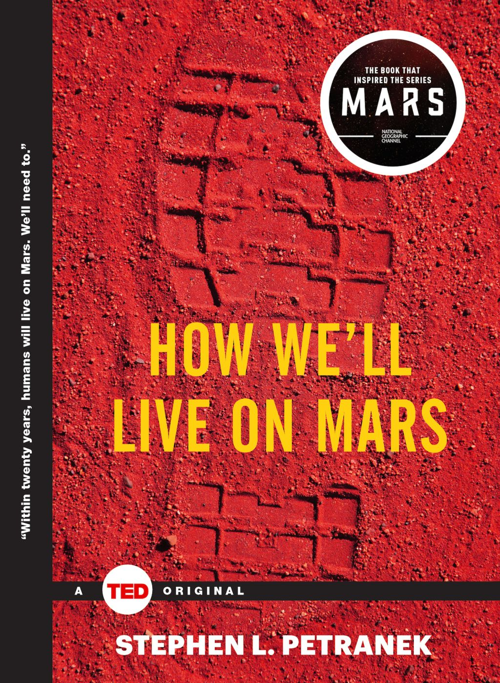 How We'll Live on Mars (eBook) in 2019   Space books, Mars ...