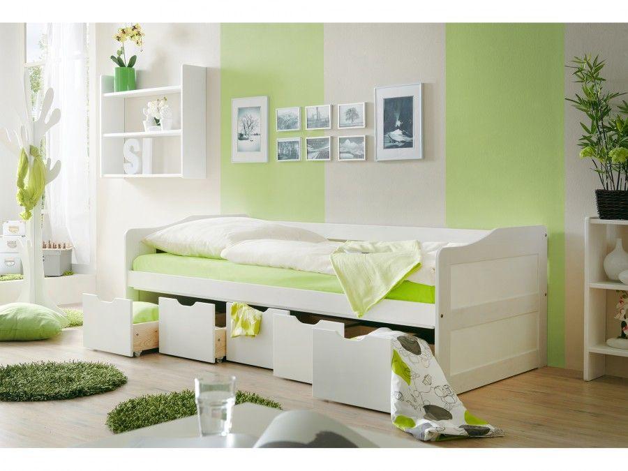 Sofabett mit Schubkästen \